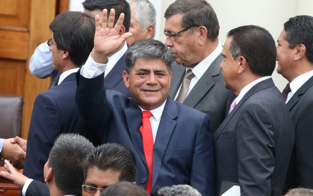 Nuestros mejores deseos al CPC Carlos Rúa