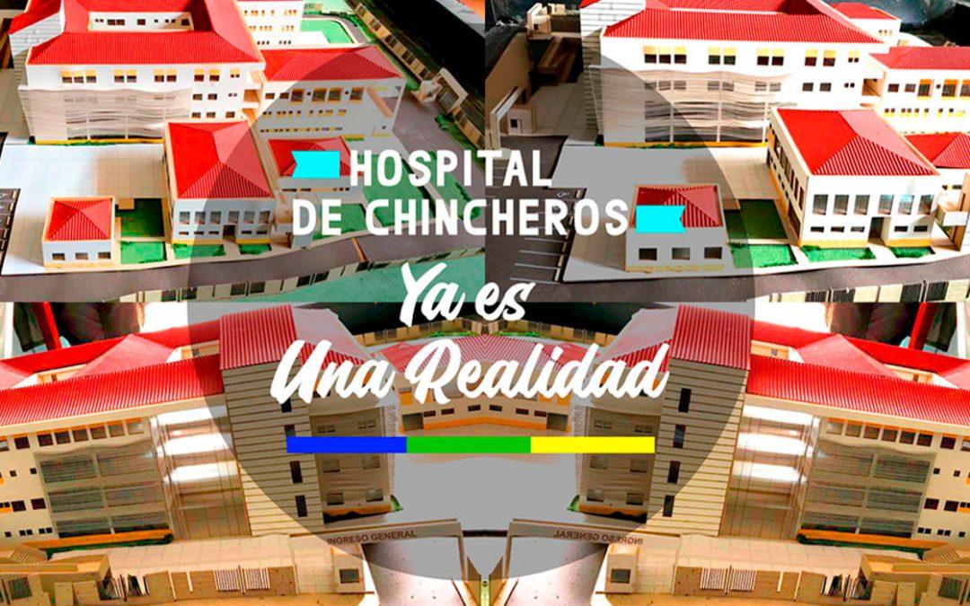 EL PROYECTO DE LA CONSTRUCCIÓN DEL NUEVO HOSPITAL CON BUENAS NOTICIAS PARA TODA LA PROVINCIA